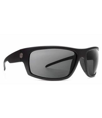 Electric Tech One XLS Matte Black OHM Polar Grey Sunglasses