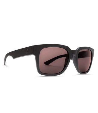 Electric Zombie S-Line Matte Black OHM+ Rose Lens Sunglasses