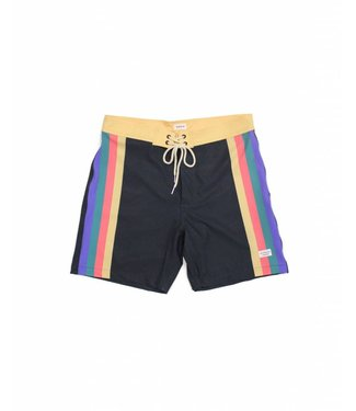 Duvin Design Co. Better Days Black Boardshorts