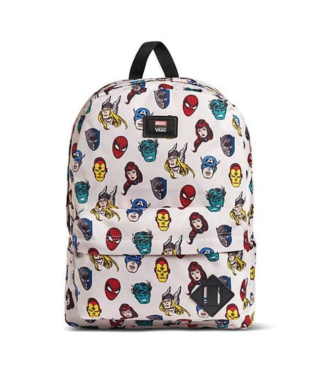 Old Skool II Marvel Characters Backpack