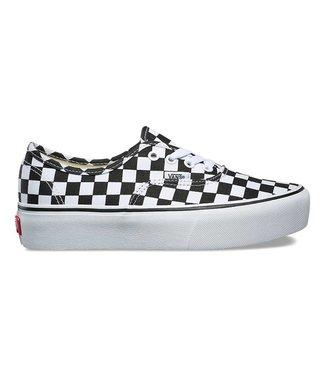 Vans Authentic Platform 2.0 Checkerboard Shoes