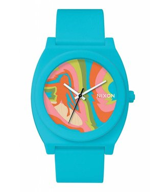 Nixon Time Teller P Blue Andy Davis Watch