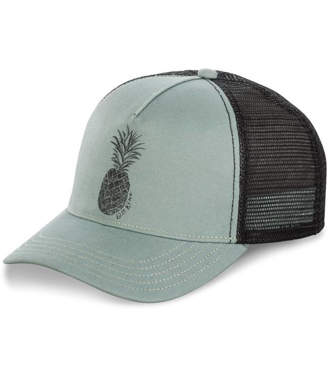 bb483a439b5 Dakine Pineapple Coastal Trucker Hat