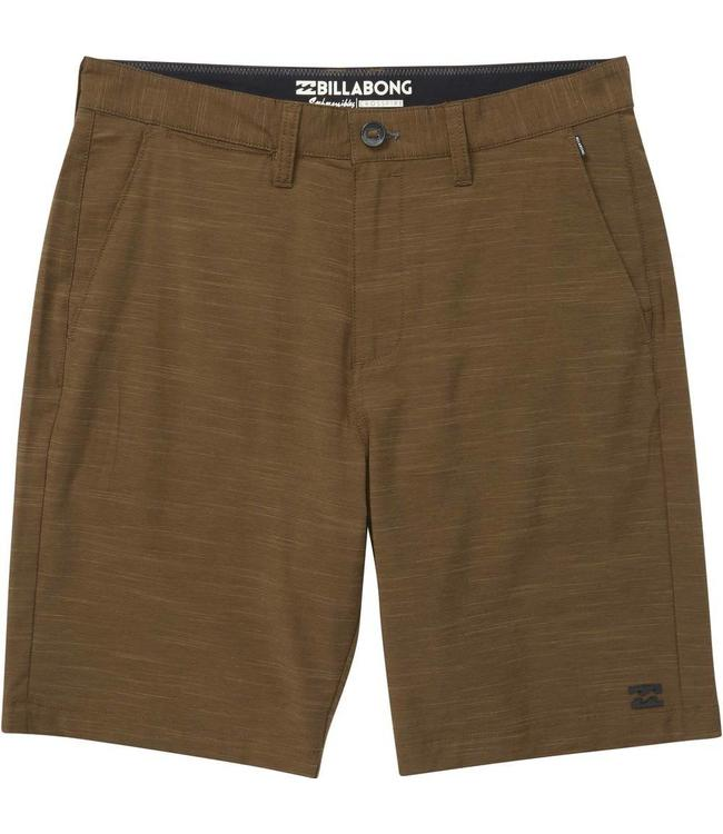 Billabong Crossfire X Slub Earth Submersibles Shorts