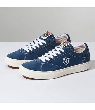 Vans Paradoxxx Dark Denim Skate Shoes