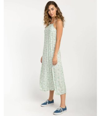 RVCA Garland Artichoke Dress
