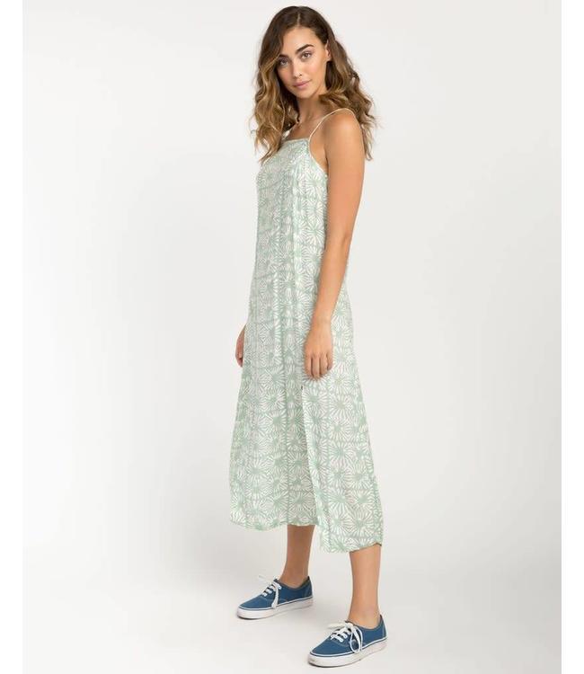 RVCA Garland Artichoke Dress