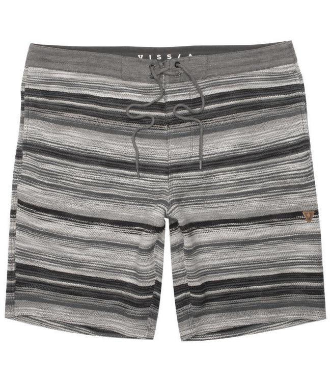VISSLA Southbay Sofa Surfer Black Shorts