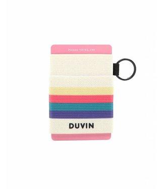 Duvin Design Co. Disco White Wallet