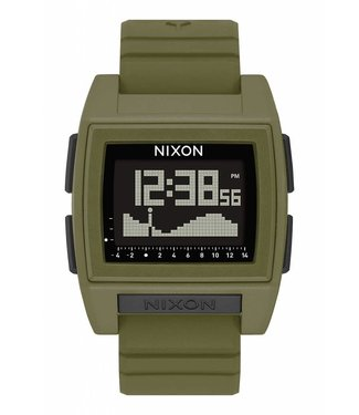Nixon Base Tide Pro Surplus Watch
