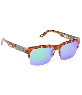 Spy Optic Malcolm Vintage Tort Sunglasses