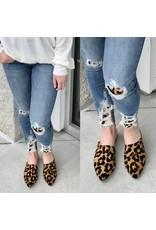 Leopard Patches Jeans