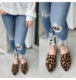 Leopard Patches  Jeans