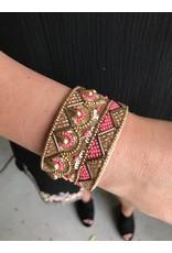 PANNEE Night In Istanbul Cuff Bracelet