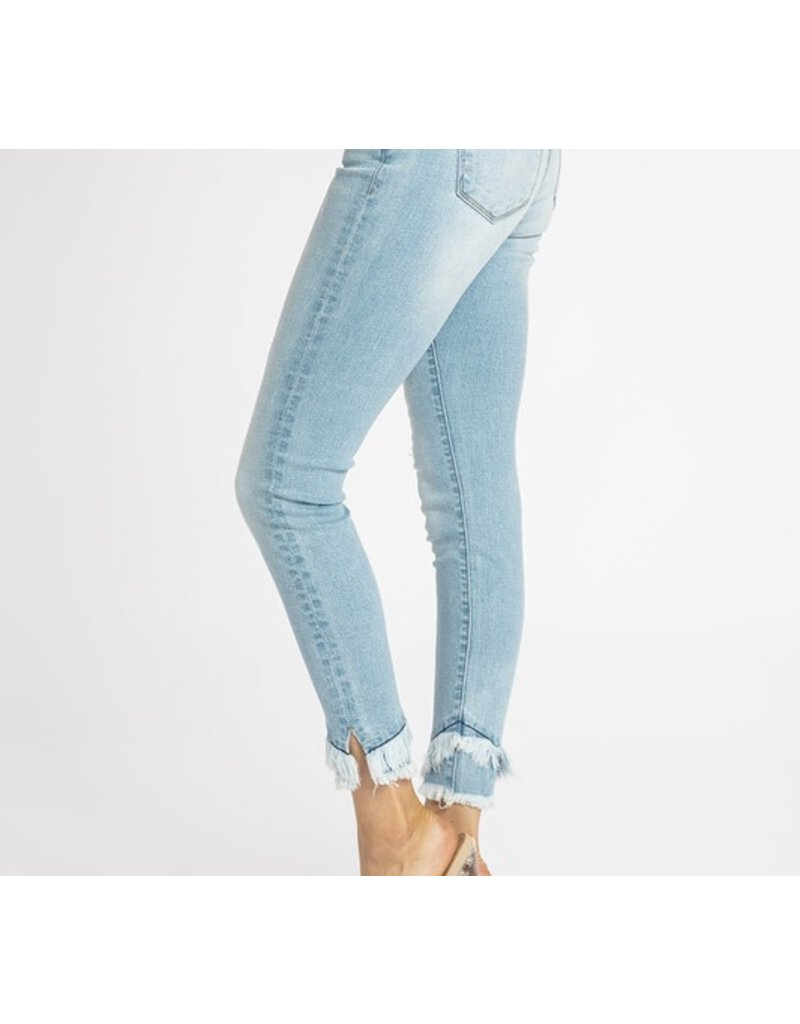 Athina Mid Rise Jeans