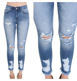 Leticia  Mid Rise Jeans