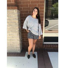 Oversized Sweater Top