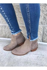 Sochi Booties - Taupe