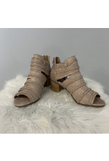 Not Rated Cullie Booties - Beige