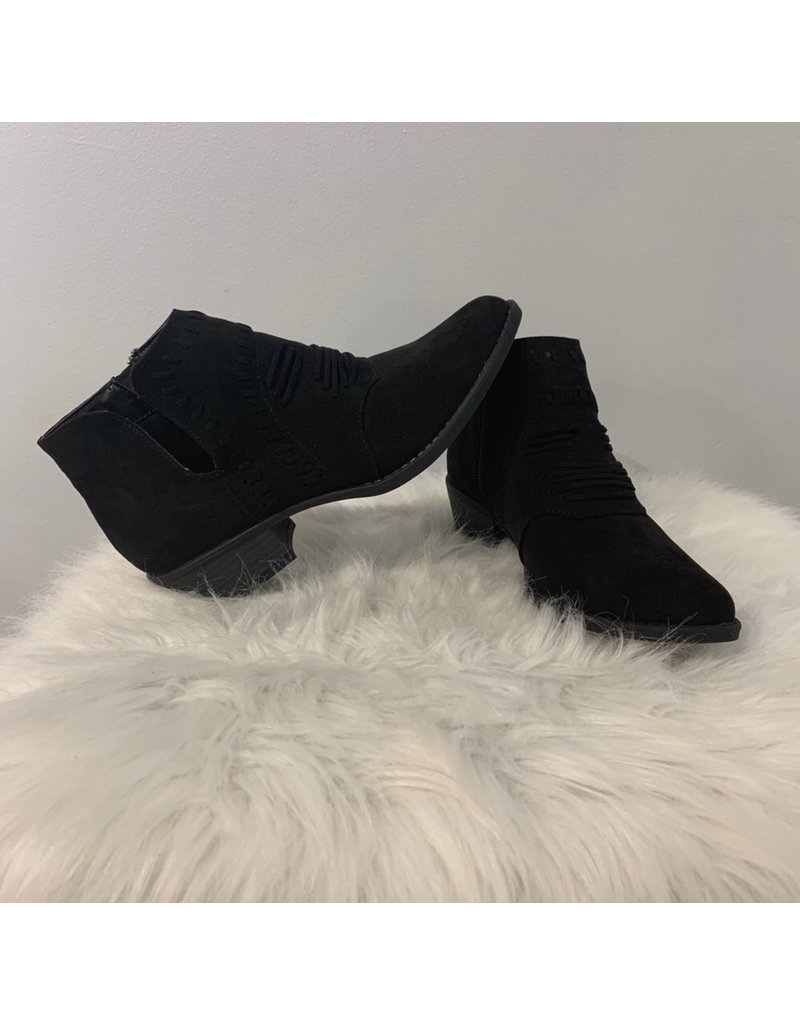 Sochi Booties - Black
