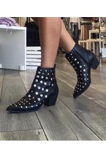 Qupid Mystique Booties - Black