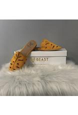 Beast Maisy Mules - Mustard
