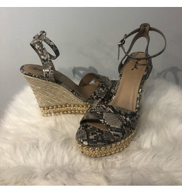 Qupid Flower Wedges - Snake