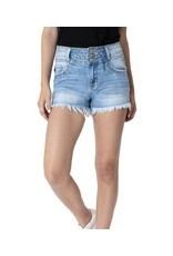 Vera High Rise Denim Shorts