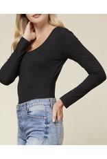 Basic Knit Bodysuit