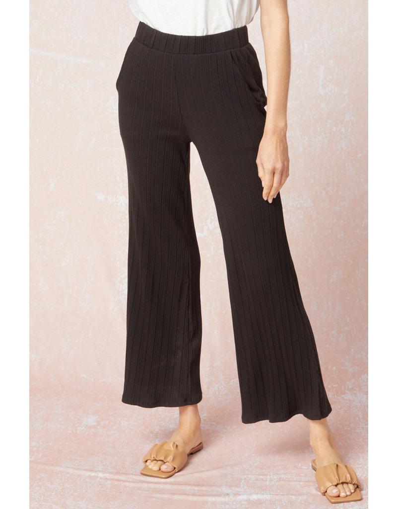 2 PC Ribbed Pants Set