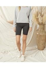 Bikers Shorts - Black