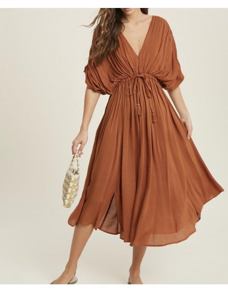 Boho Midi Dress - Gucci