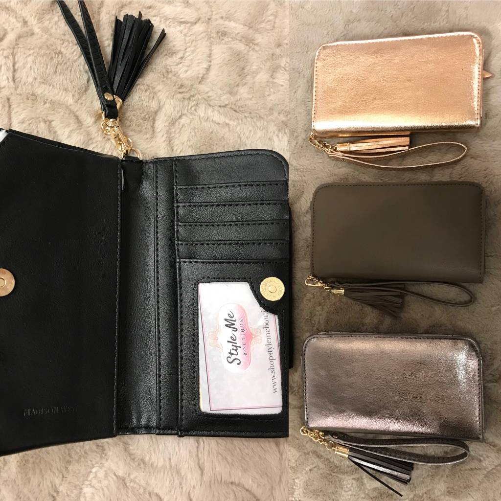 WLW 46125 Phone/Card Wristlet