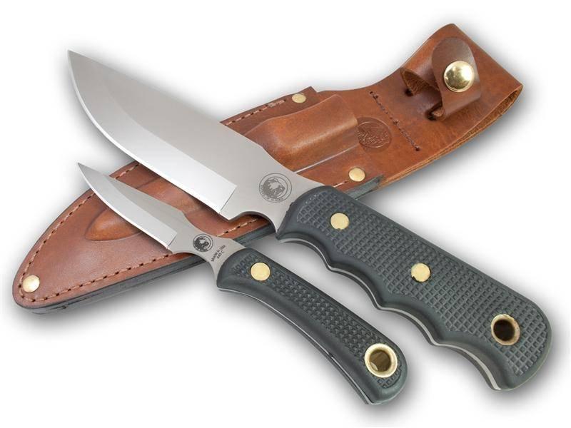 Knives Of Alaska Bush Camp / Cub Combo Suregrip