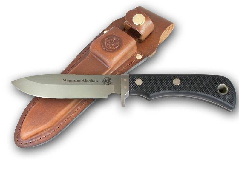 Knives Of Alaska Magnum Alaskan Suregrip