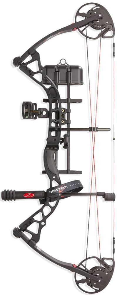 Bowtech Archery Fuel with pkg