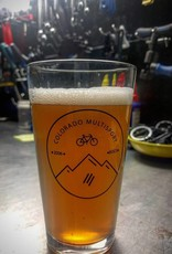 CMS CMS Pint Glass: Circle