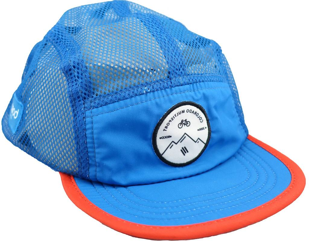 CMS BOCO Endurance Hat  Blue - Colorado Multisport 4d13f999151