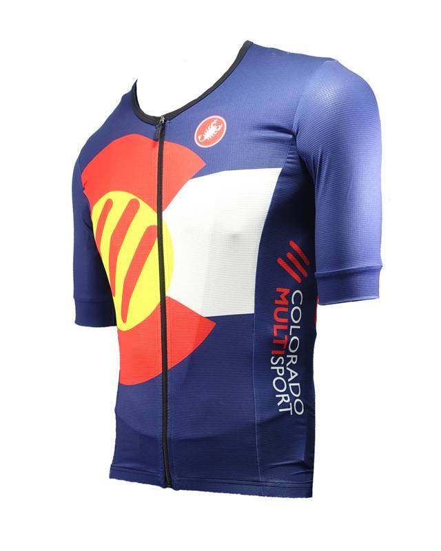 Castelli CMS Free Speed Race Jersey