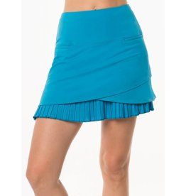 Lucky In Love Lucky In Love Scallop Pleated Skort