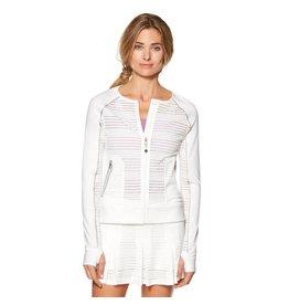 SHAPE Activewear SHAPE ActivewearTennis Jacket White