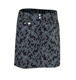 Daily Sports Daily Sports Vega Wind Skort-Long Black