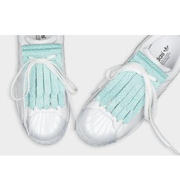 FRINGE by ELLA+RUBI FRINGE A Shoe Accessory Turquoise Stingray
