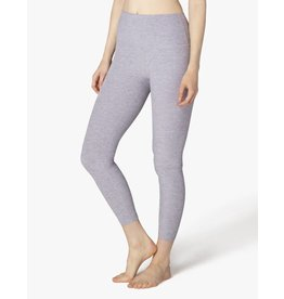 Beyond Yoga Beyond Yoga Space Dye High Waisted Midi Legging Wild Wisteria