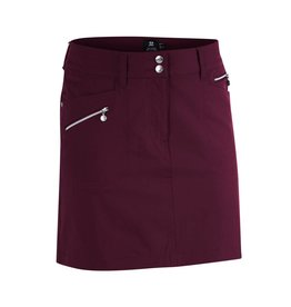 Daily Sports Daily Sports Miracle Skort Long Wine