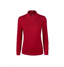 Daily Sports Active Daily Sports Laya L/S Tee Claret