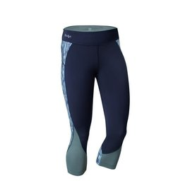 Daily Sports Active Daily Sports Flow Crop Navy