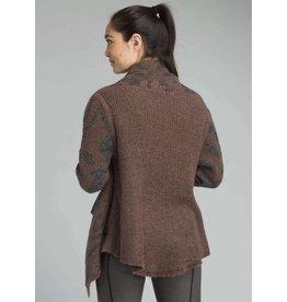 prAna Alberta Reversible Sweater Weathered Wood