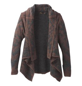 prAna Alberta Reversible Sweater Weathered Wood
