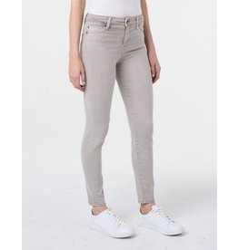 Liverpool Jeans Liverpool Piper Hugger Ankle Skinny Jean Oyster